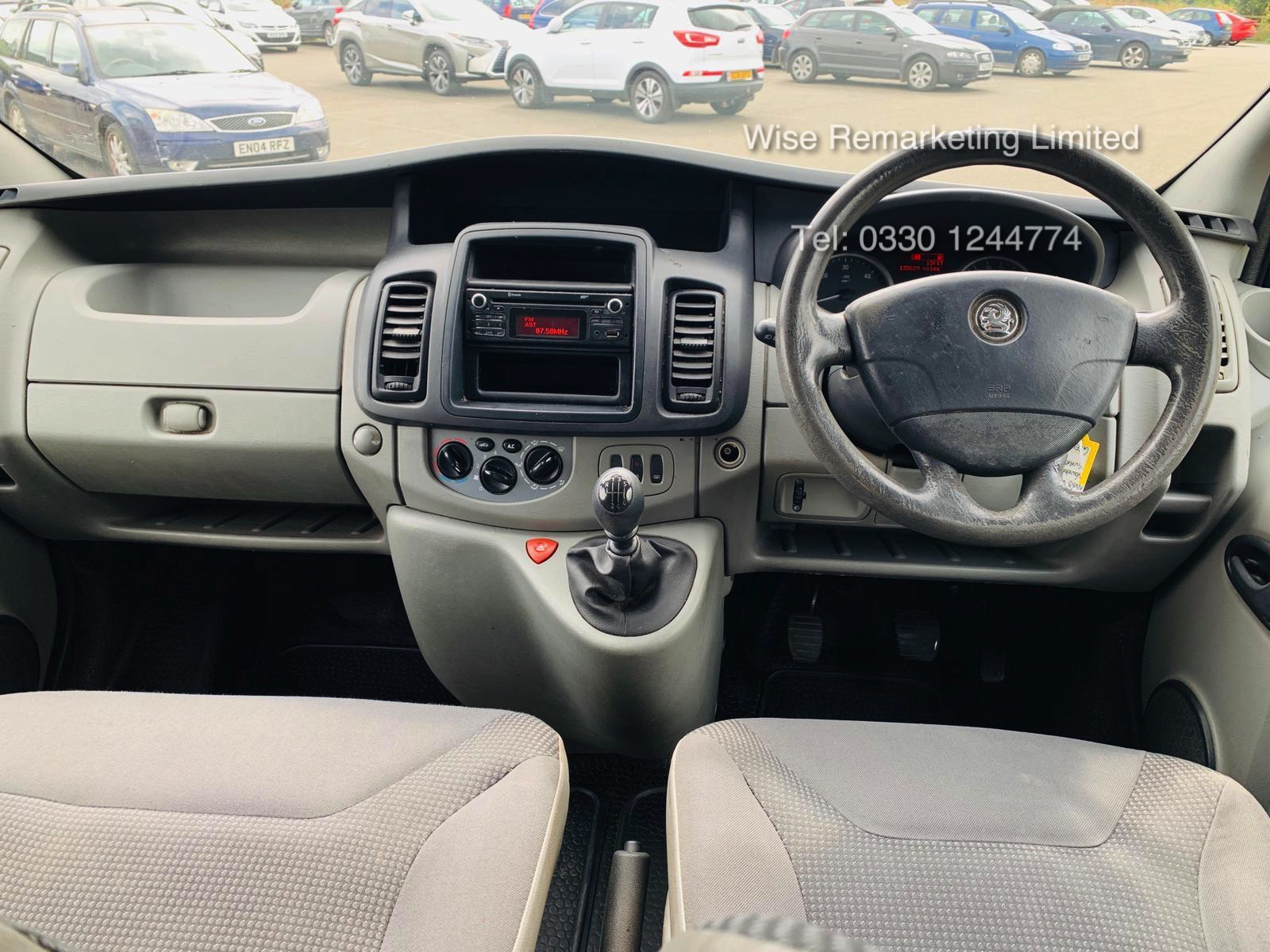 Vauxhall Vivaro 2.0 CDTI 2900 Minibus - 2014 Model - Wheel Chair Access -1 Owner From New -History - Image 11 of 21