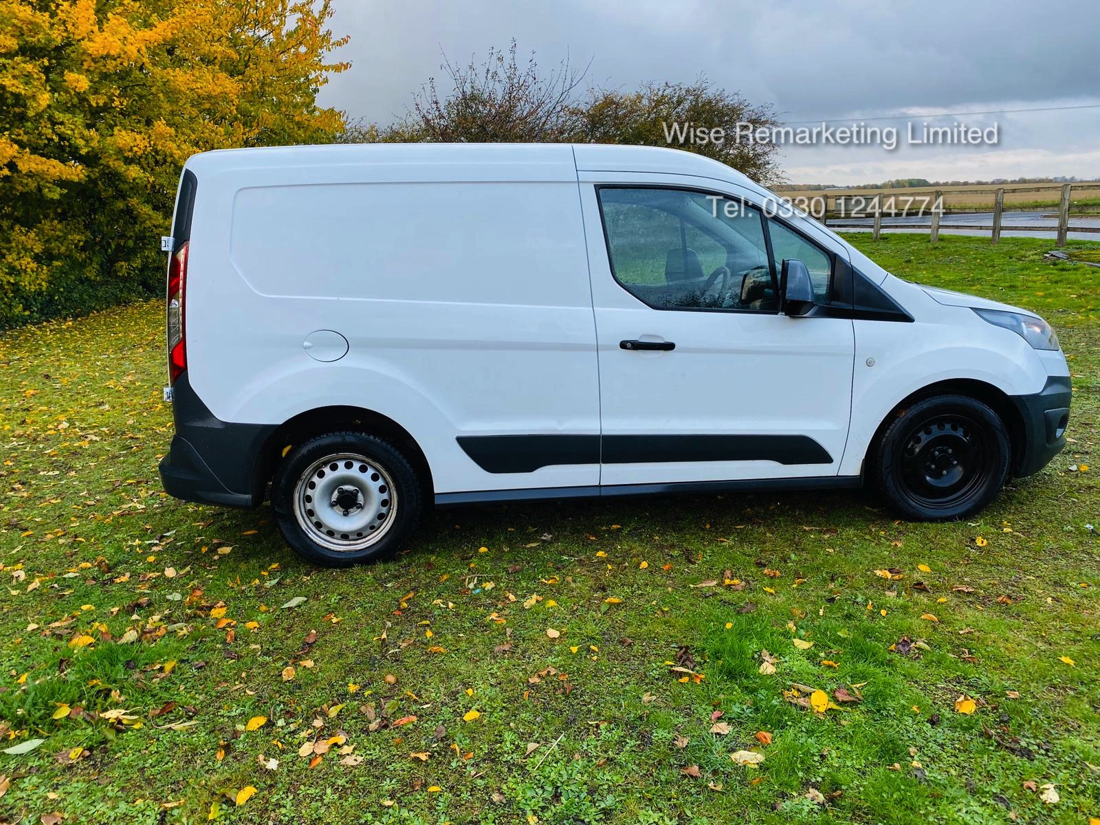 Ford Transit Connect 200 1.6 TDCI - 2016 16 Reg - 1 Keeper From New - Elec Pack -Bluetooth - Image 4 of 18