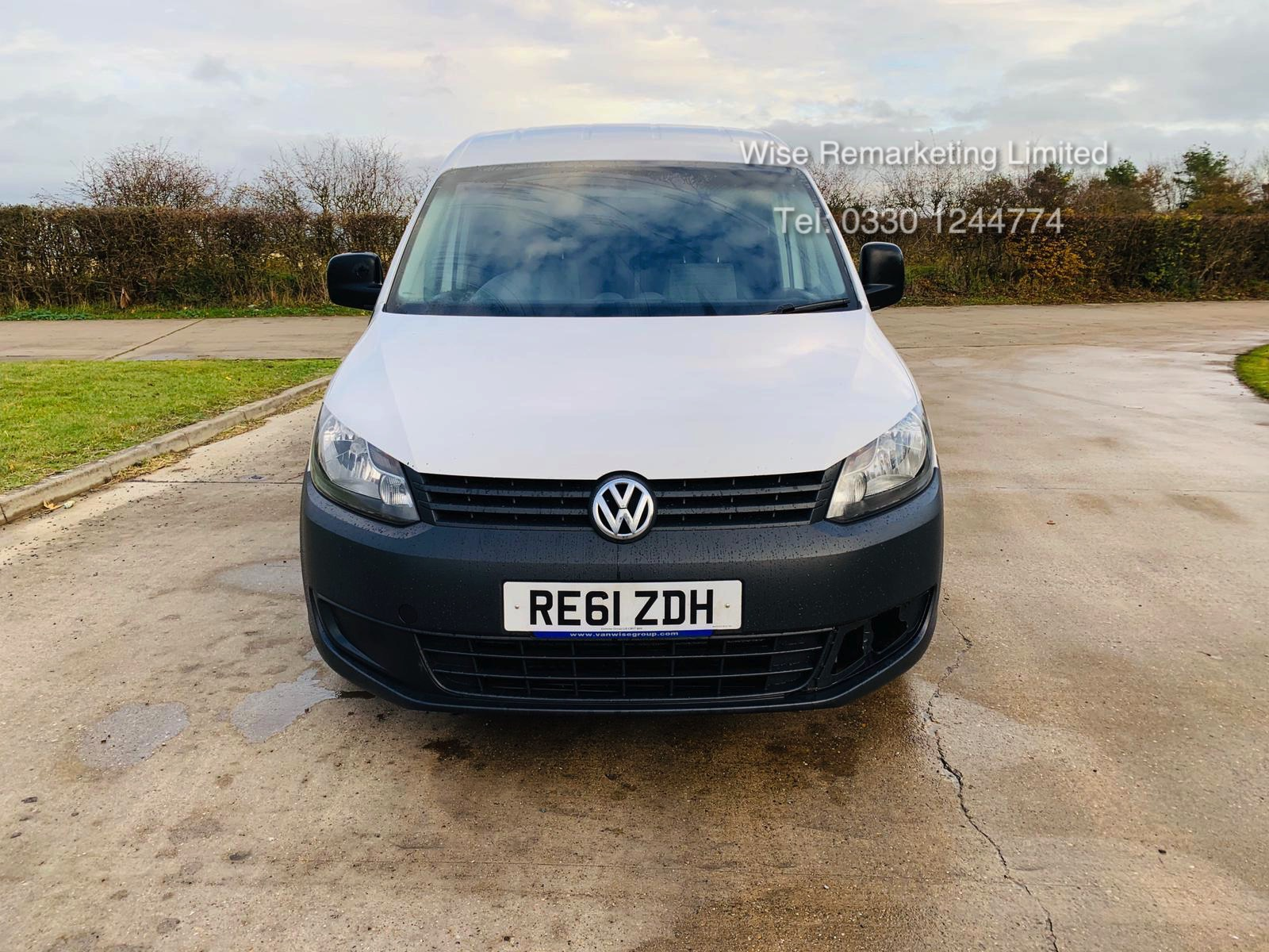 Volkswagen Caddy C20 1.6 TDI - 2012 Model - 1 Keeper From New - Side Loading Door - Ply Lined - Image 5 of 16