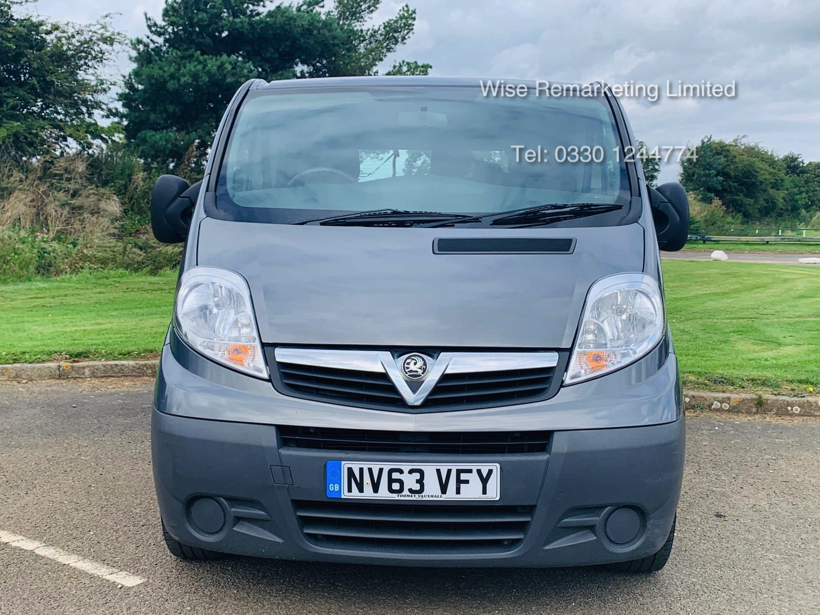 Vauxhall Vivaro 2.0 CDTI 2900 Minibus - 2014 Model - Wheel Chair Access -1 Owner From New -History - Image 7 of 21