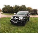 Dodge Nitro 2.8 SXT CRD - 2008 08 Reg - Only 64k Miles - Leather - Parking Sensors -