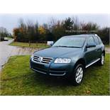 Volkswagen Touareg 3.0 V6 TDI Sport Auto - 2006 Model - 4x4 - Sat Nav - Heated Seats - Parking Aid