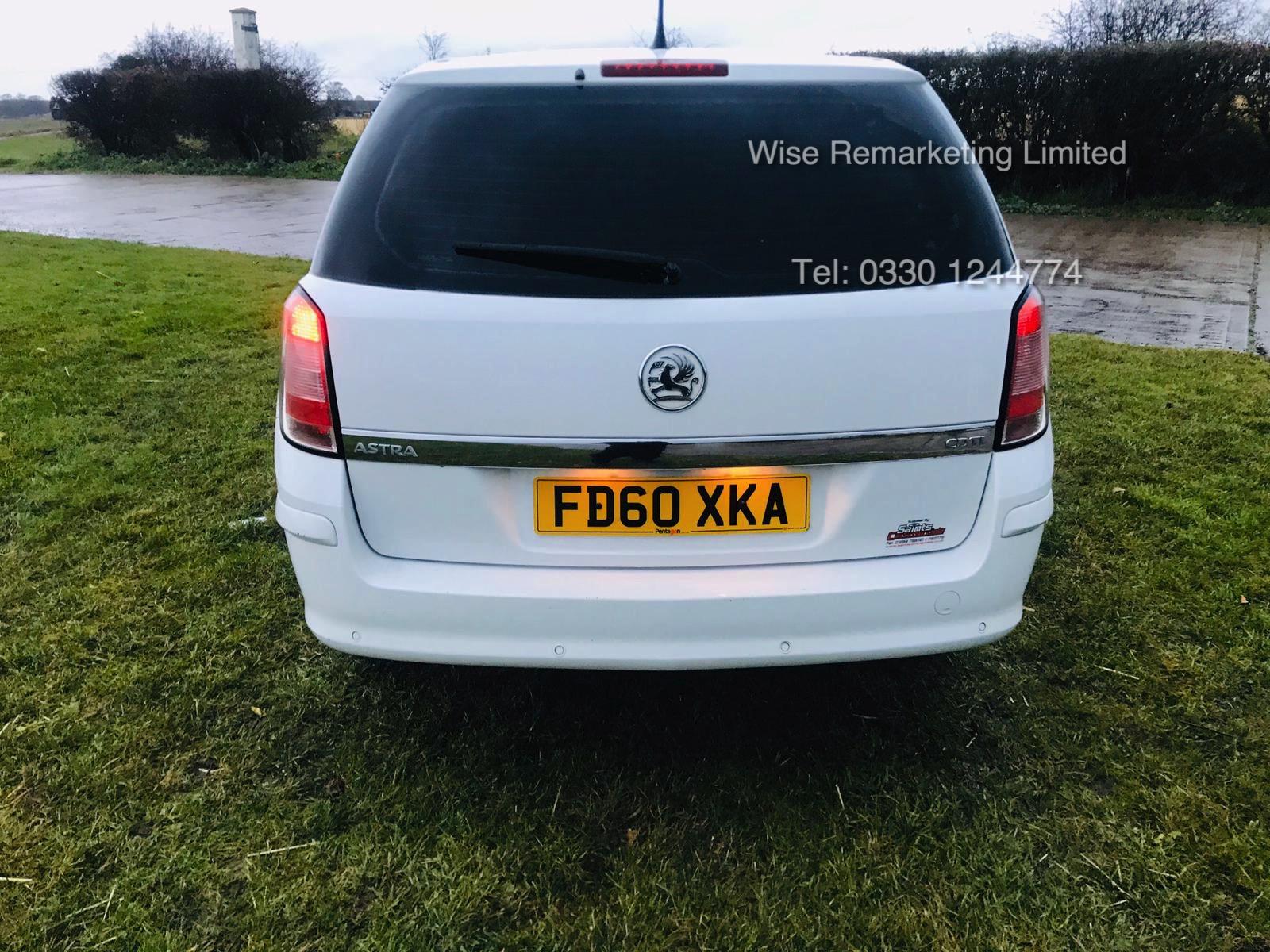 Vauxhall Astra Van 1.3 CDTi - 2011 Model - 5 Seater Crew Van - SAVE 20% NO VAT - Image 2 of 15