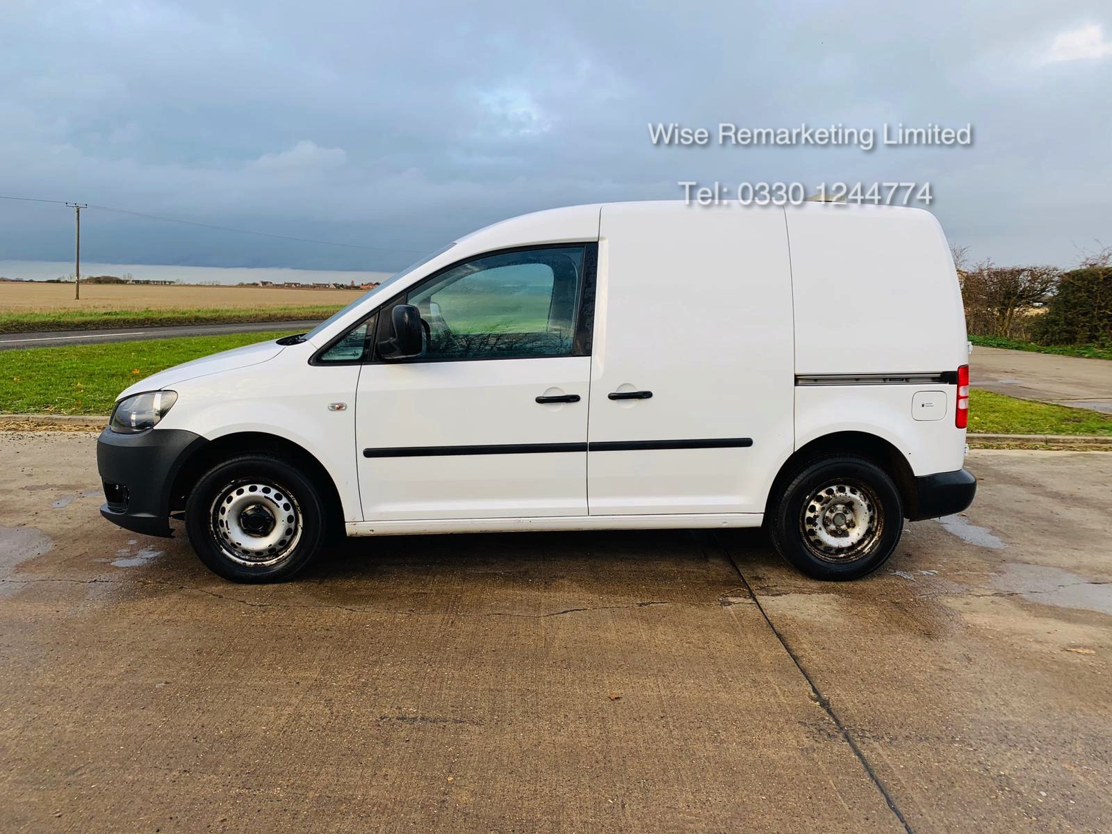 Volkswagen Caddy C20 1.6 TDI - 2012 Model - 1 Keeper From New - Side Loading Door - Ply Lined - Image 4 of 16