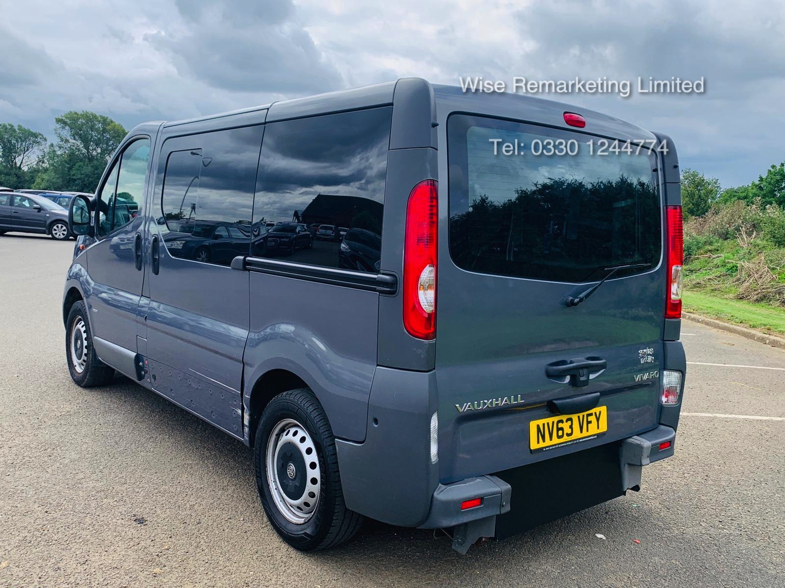 Vauxhall Vivaro 2.0 CDTI 2900 Minibus - 2014 Model - Wheel Chair Access -1 Owner From New -History - Image 2 of 21