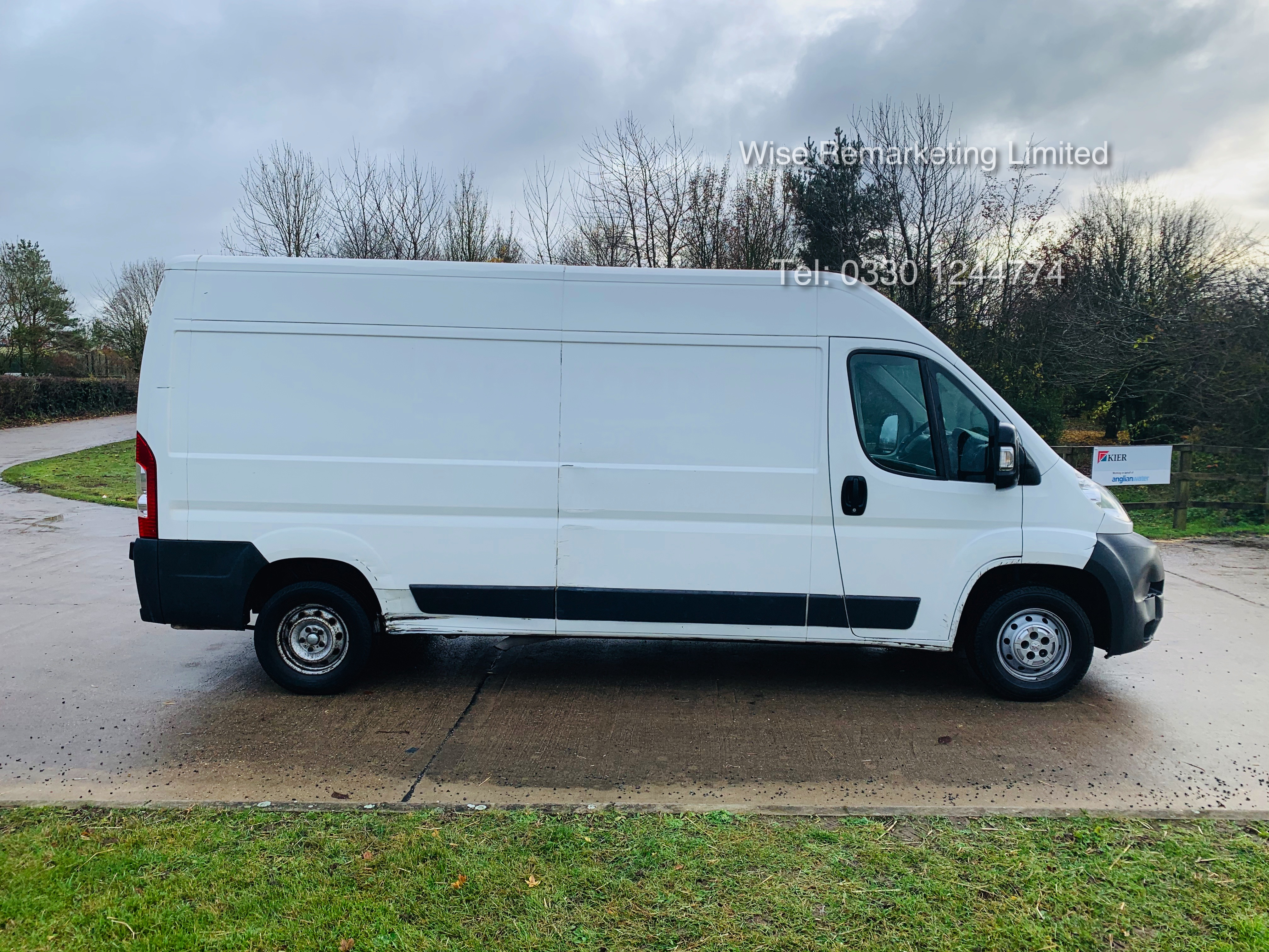 Peugeot Boxer 335 2.2 HDi (L3H2) 2014 Model - 1 Keeper From New - Long Wheel Base - Image 6 of 17