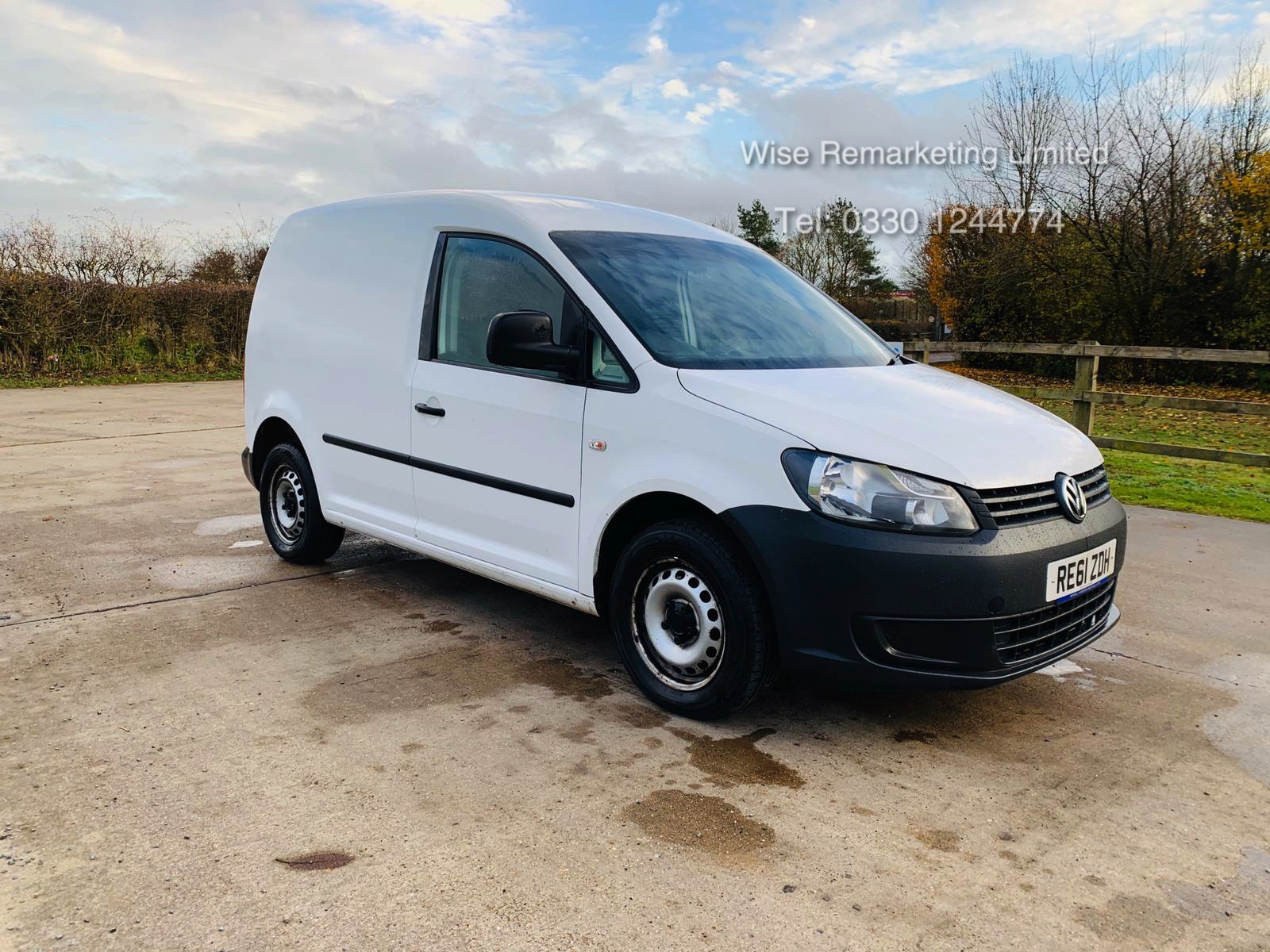 Volkswagen Caddy C20 1.6 TDI - 2012 Model - 1 Keeper From New - Side Loading Door - Ply Lined - Image 6 of 16