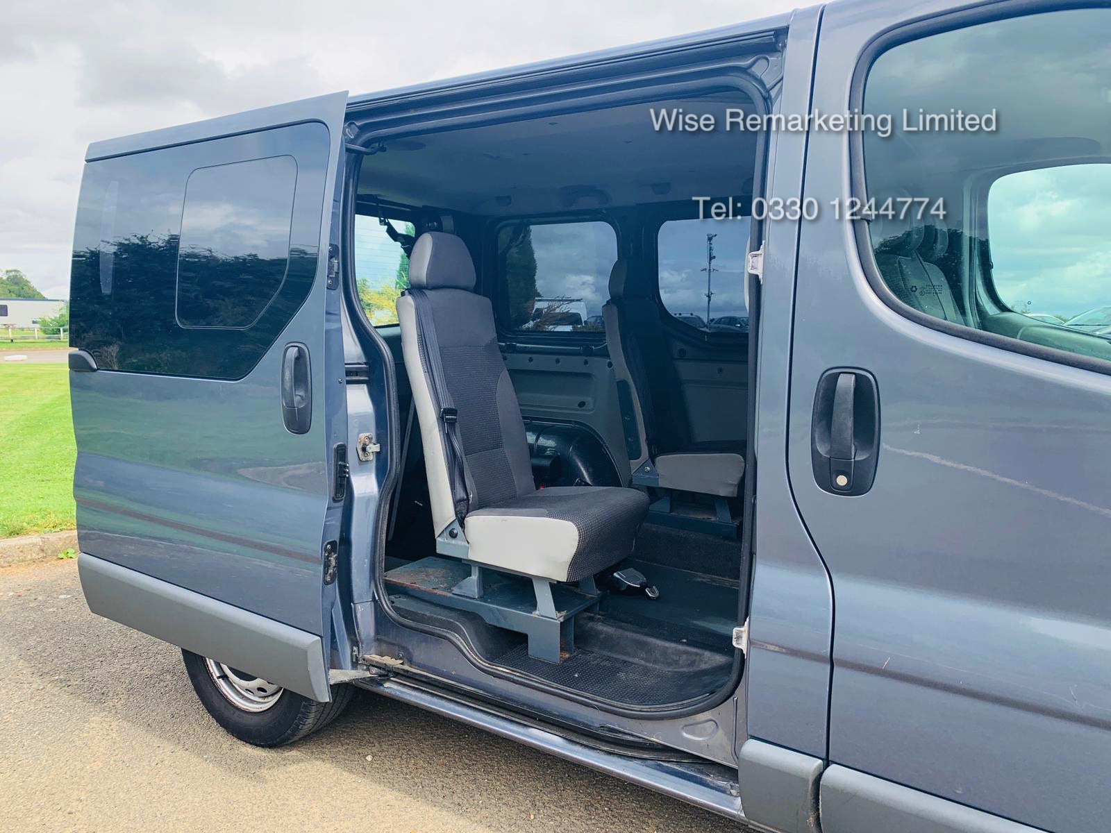Vauxhall Vivaro 2.0 CDTI 2900 Minibus - 2014 Model - Wheel Chair Access -1 Owner From New -History - Image 19 of 21