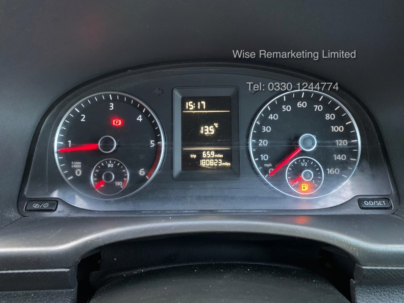 Volkswagen Caddy C20 1.6 TDI - 2013 13 Reg - Silver - Side Loading Door - Ply Lined - Image 18 of 18