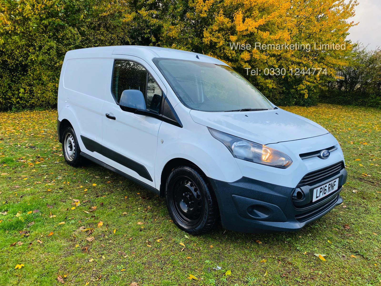Ford Transit Connect 200 1.6 TDCI - 2016 16 Reg - 1 Keeper From New - Elec Pack -Bluetooth - Image 3 of 18