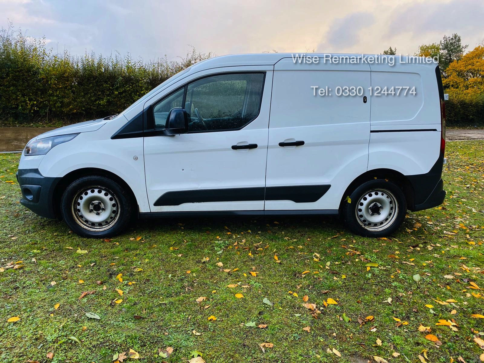 Ford Transit Connect 200 1.6 TDCI - 2016 16 Reg - 1 Keeper From New - Elec Pack -Bluetooth - Image 5 of 18