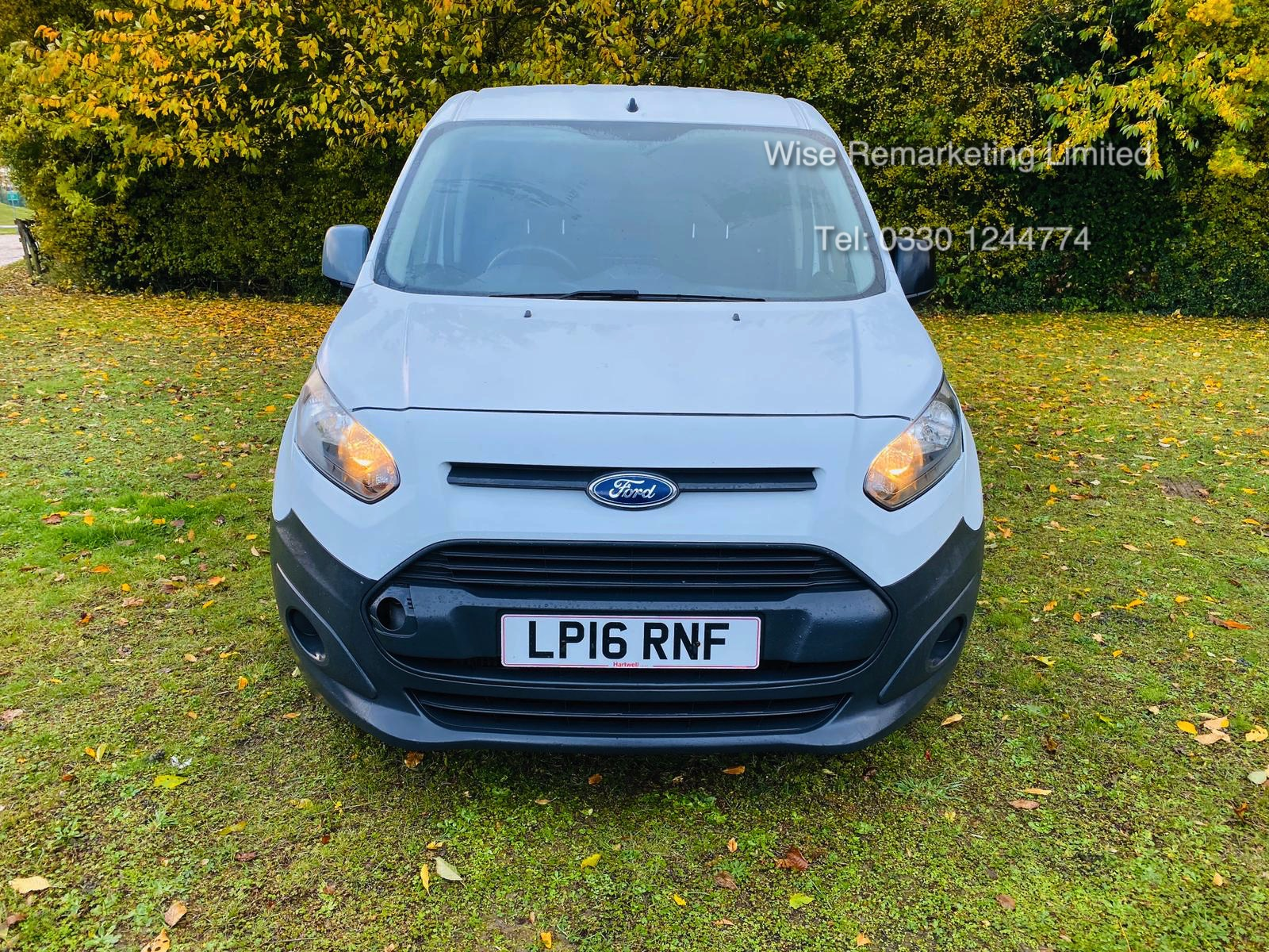 Ford Transit Connect 200 1.6 TDCI - 2016 16 Reg - 1 Keeper From New - Elec Pack -Bluetooth - Image 6 of 18