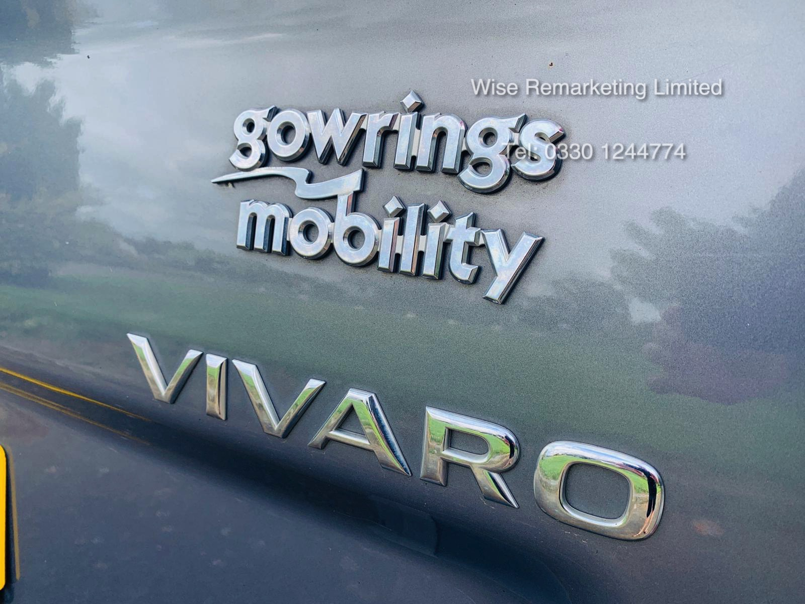 Vauxhall Vivaro 2.0 CDTI 2900 Minibus - 2014 Model - Wheel Chair Access -1 Owner From New -History - Image 12 of 21