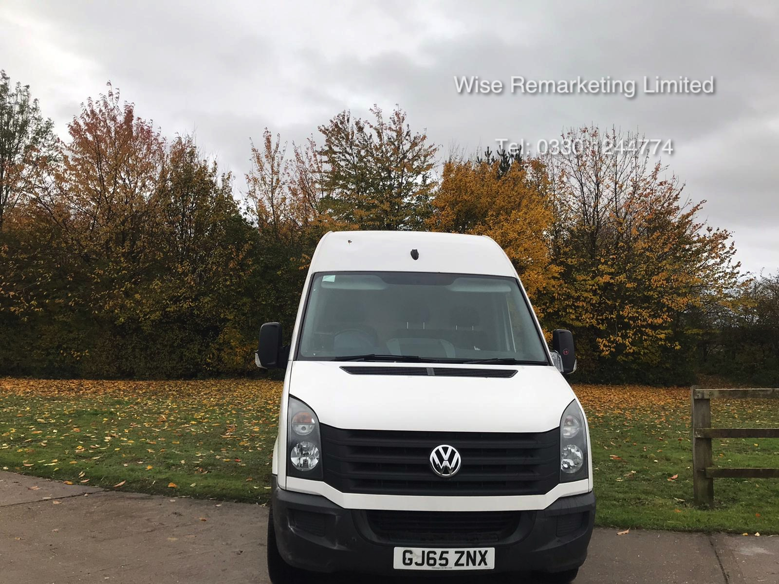 Volkswagen Crafter CR35 Startline 2.0l TDi - LWB - 2016 Model -1 Keeper From New - Service History - Image 4 of 15
