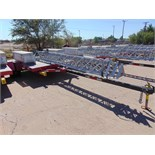 MOBILE BROADBAND TOWER TRAILER, AMERITRAIL MDL. FSI-512, new 2012, 50' 3-section tower, hand