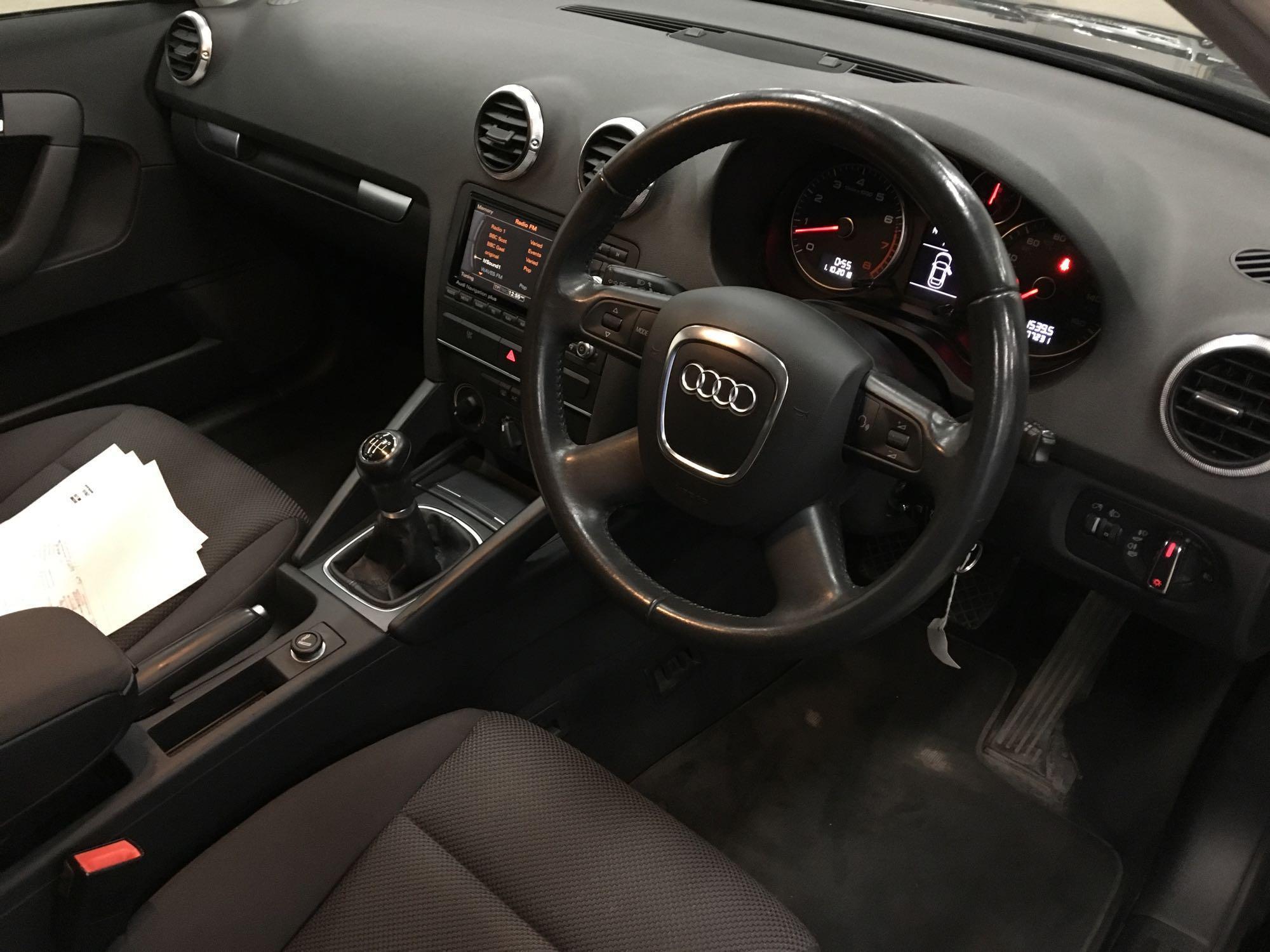 Lot 117 - Audi A3 Se 101 Mpi - 1595cc 5 Door