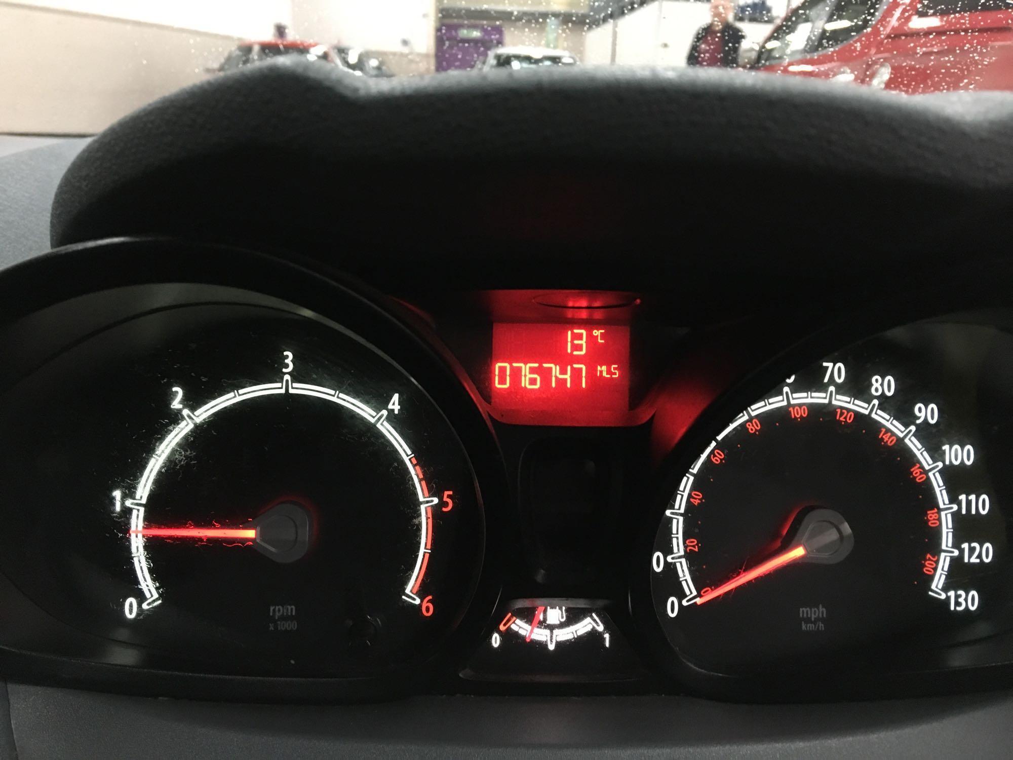 Lot 127 - Ford Fiesta Base Tdci 68 - 1399cc 2 Door Van