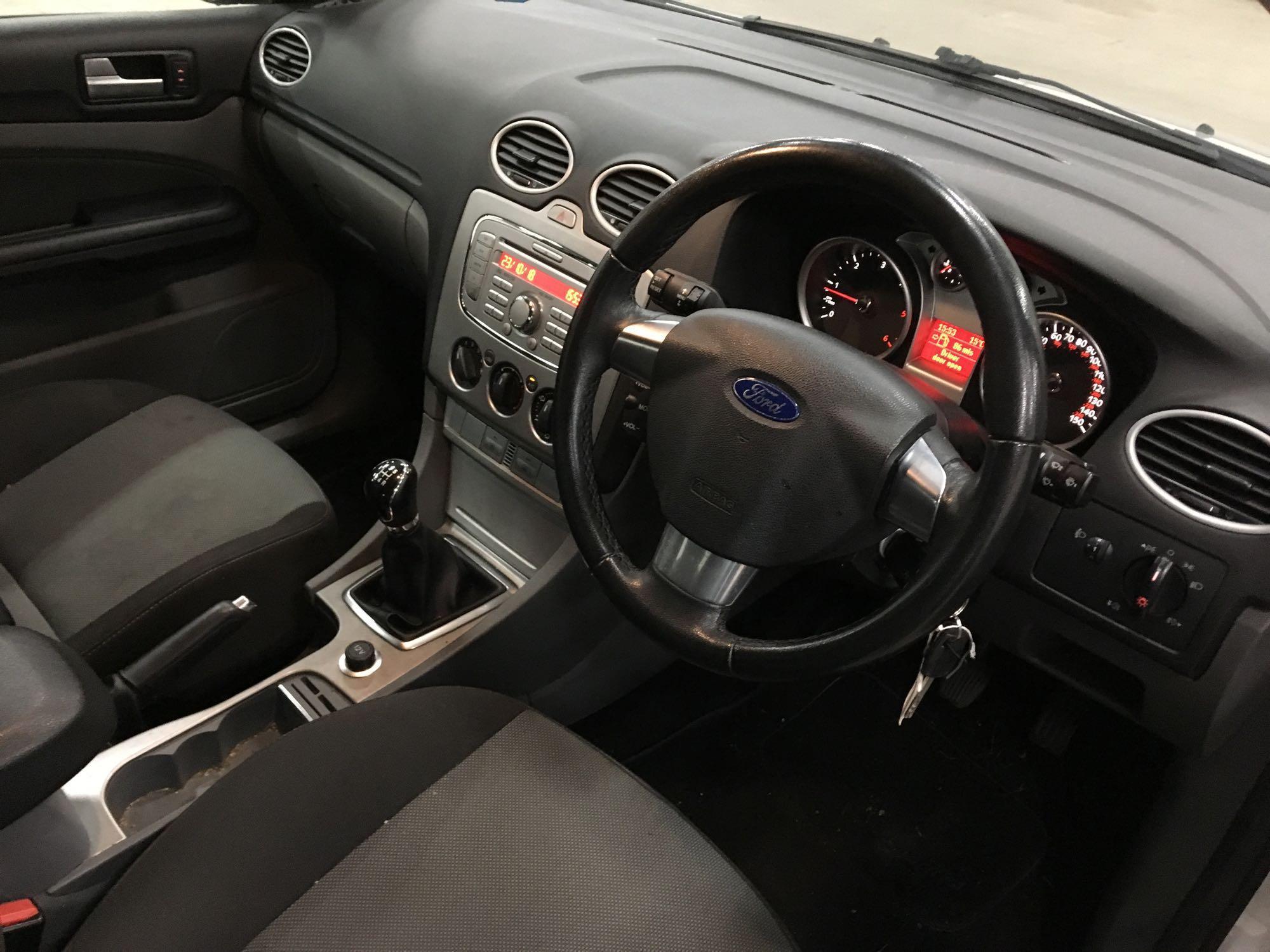 Lot 106 - Ford Focus Zetec Td 109 - 1560cc 5 Door