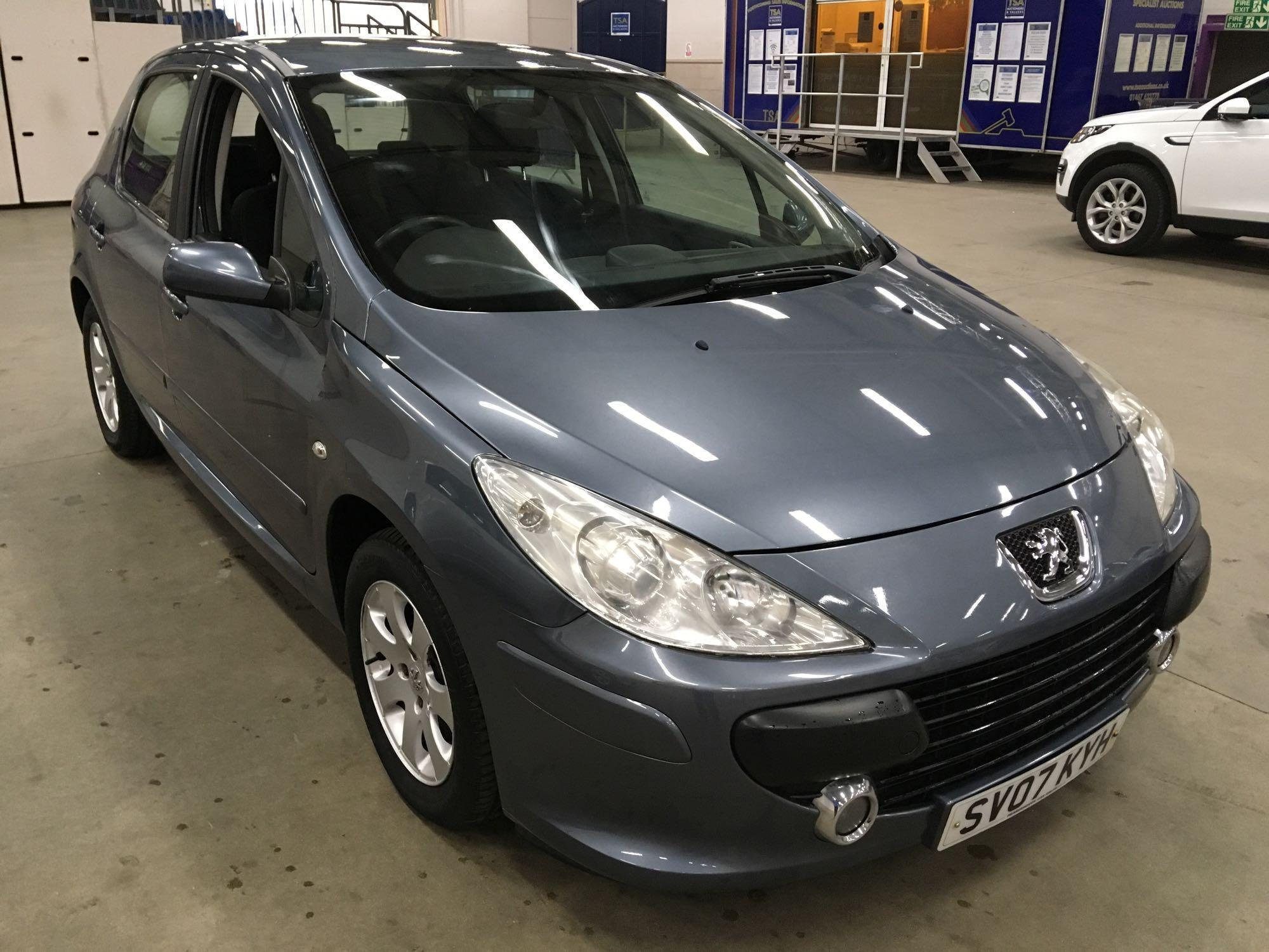 Lot 203 - Peugeot 307 X-line - 1360cc 5 Door