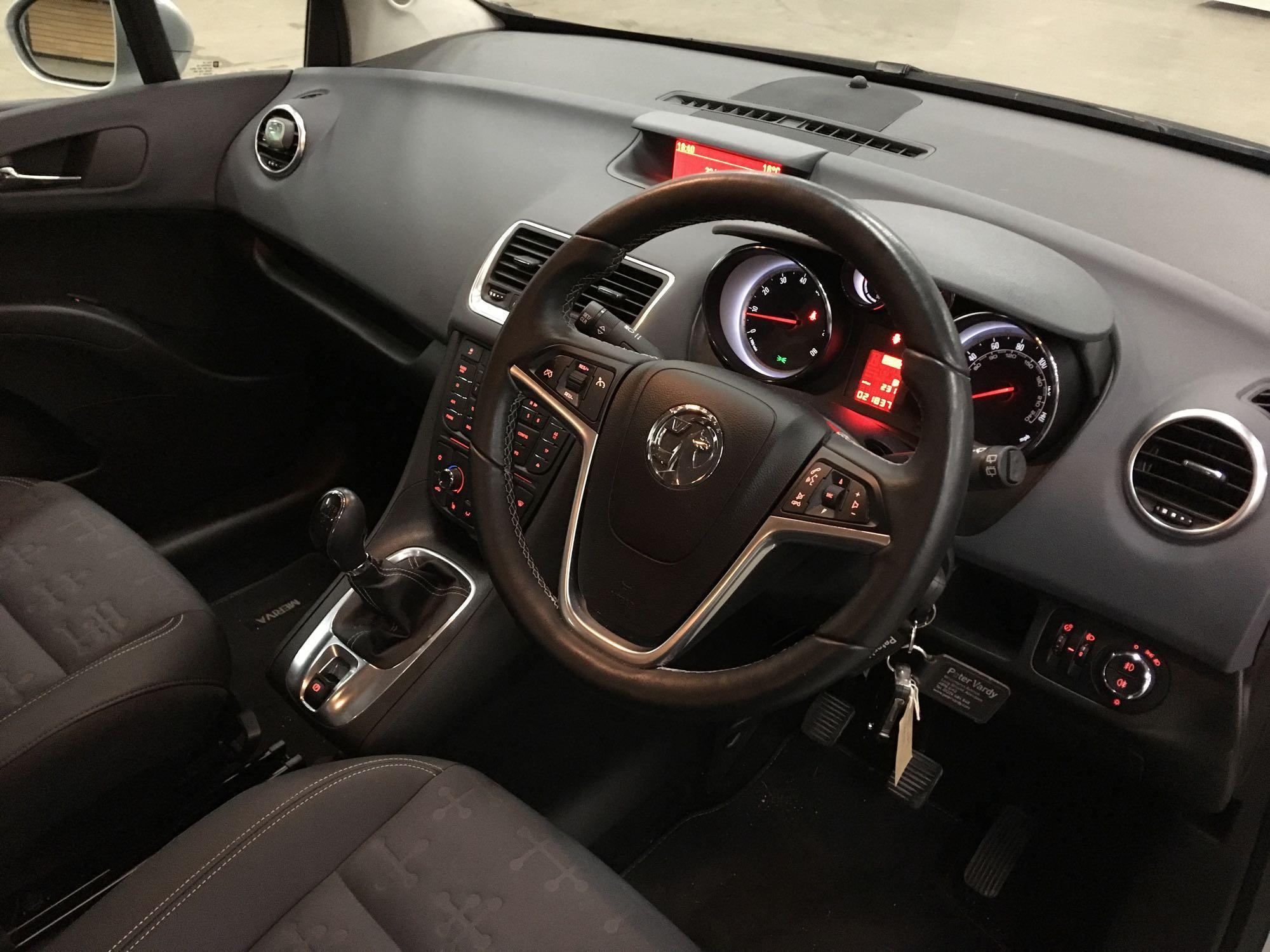 Lot 110 - Vauxhall Meriva Tech Line - 1398cc MPV
