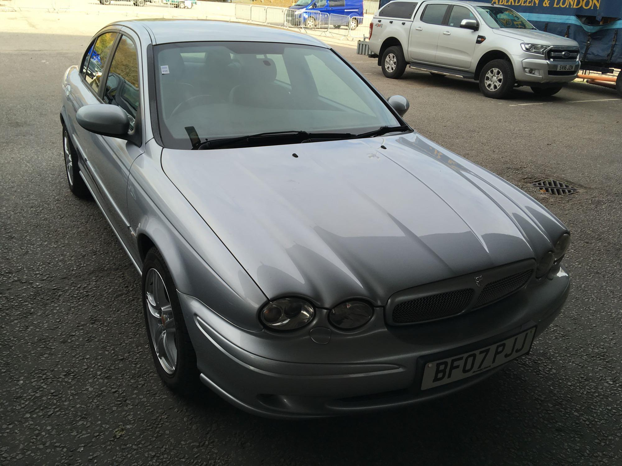 Lot 216 - Jaguar X-type V6 Sport Auto - 2496cc 4 Door
