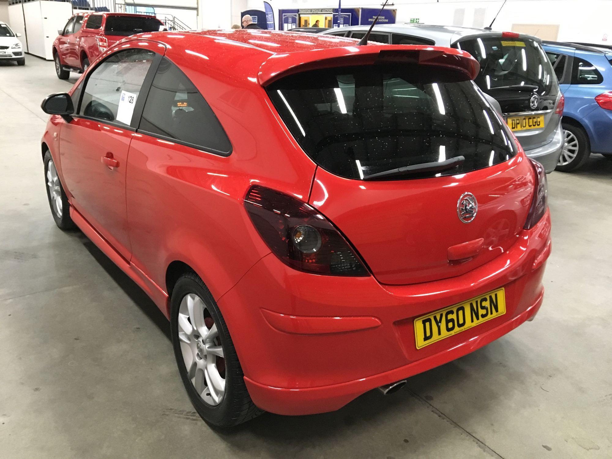 Lot 128 - Vauxhall Corsa Sxi - 1229cc 3 Door