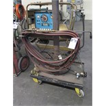 Welding Torch Cart w/ Acces