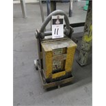 Walker-Bux mdl. BM-30 3000 Lb Cap Electric Lifting Magnet w/ Charger