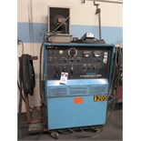 Miller Syncrowave 300 AC/DC Gas Tungsten Arc or Shielded Metal Arc Welding Power Source s/n JE785637