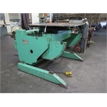 "Irco mdl. 10K 12X12 Compound Motorized Welding Positioner w/ 48"" x 48"" Table"