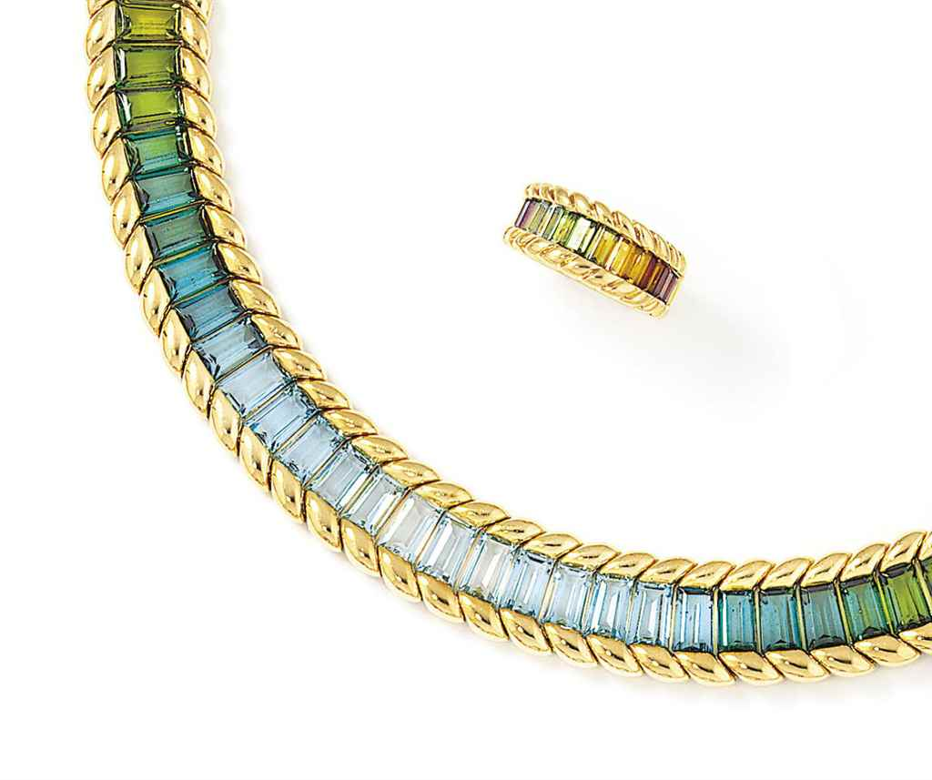 Style Guru Fashion Glitz: H Stern Jewelry Rainbow Collection