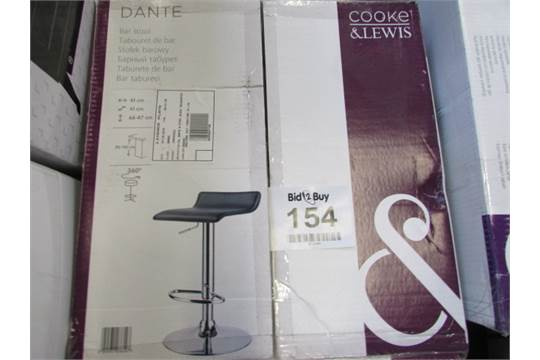 Cooke And Lewis Dante Bar Stool