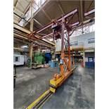 Shepard Niles 20' Wide 2-Ton Gantry Crane
