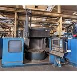 "Bullard 66"" CNC Vertical Boring Mill"