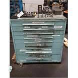 (8) Drawer Heavy Duty Shop Cabinet