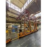 Shepard Niles 20' Wide 2-Ton Bridge Crane
