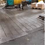 T-Slotted Floor Plates