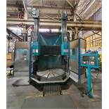 "Gray 100 Series 84"" CNC Vertical Boring Mill"