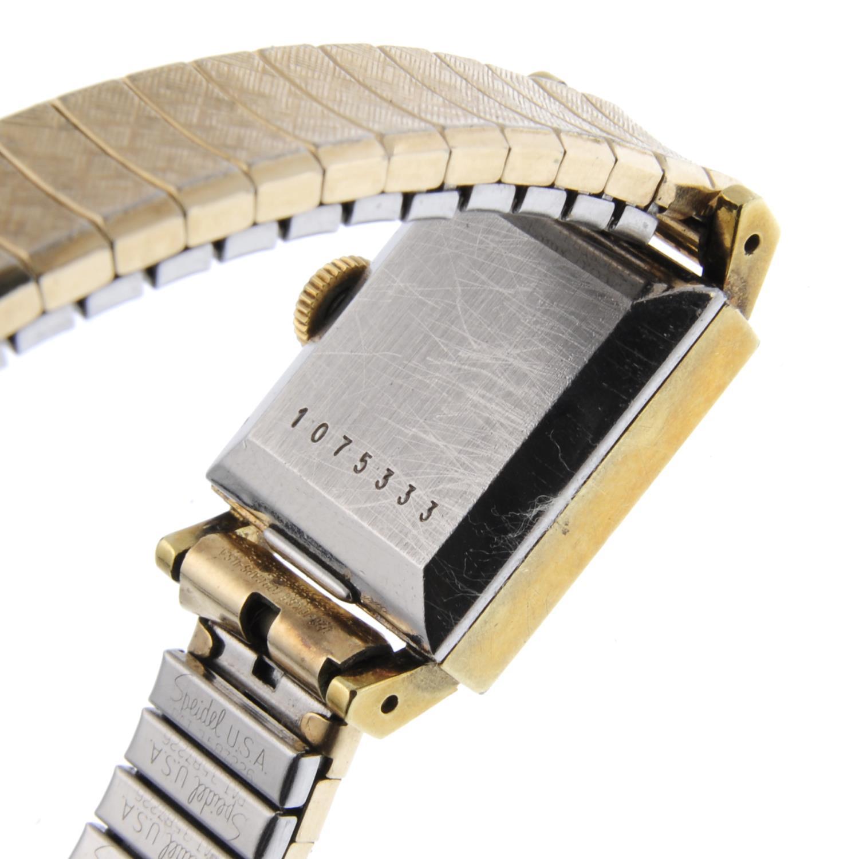 JAEGER-LECOULTRE - a lady's bracelet watch. - Bild 2 aus 4