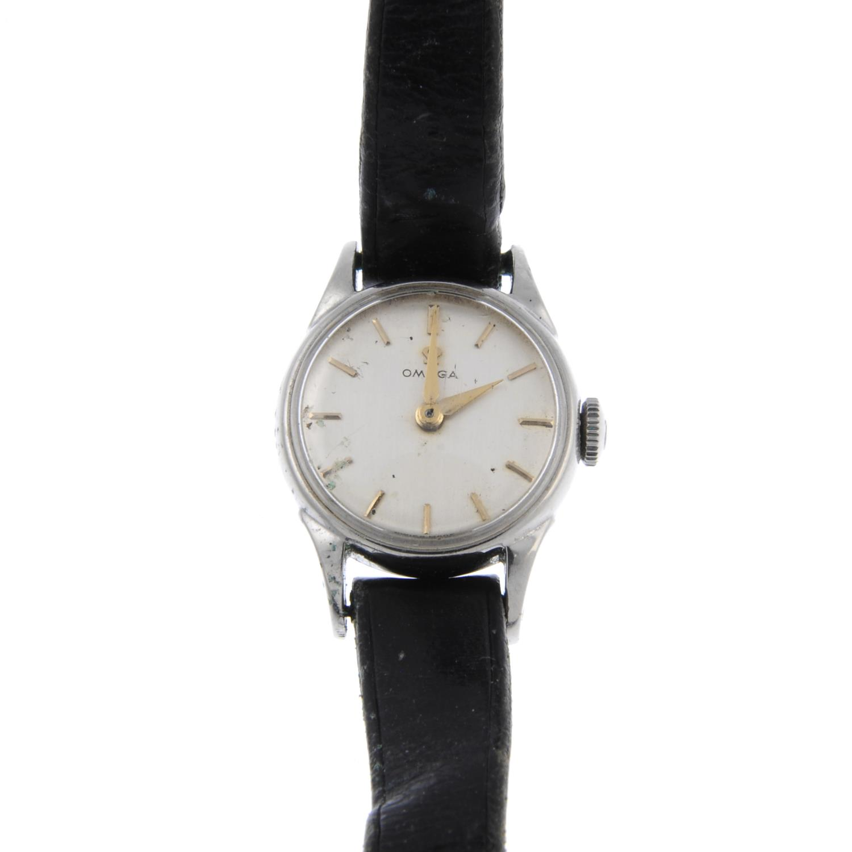 JAEGER-LECOULTRE - a lady's bracelet watch. - Bild 4 aus 4