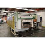 Alhern-Martin Industrial Furnace, Multi-Stage Water Cooled for Annealing