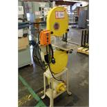 Vertical Band saw w/ Single Speed