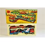 Corgi No. GS41 Gift Set comprising of Ford Car Transporter plus 5 x Cars. Models Generally G in G