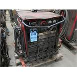 400 AMP LINCOLN DC-400 ARC WELDER W/ LN-7 WIRE FEED