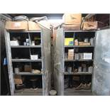 (LOT) CONTENTS OF MAINTENANCE AREA W/ HARDWARE, ELECTRICAL, PARTS & RELATED (NO BUILDING