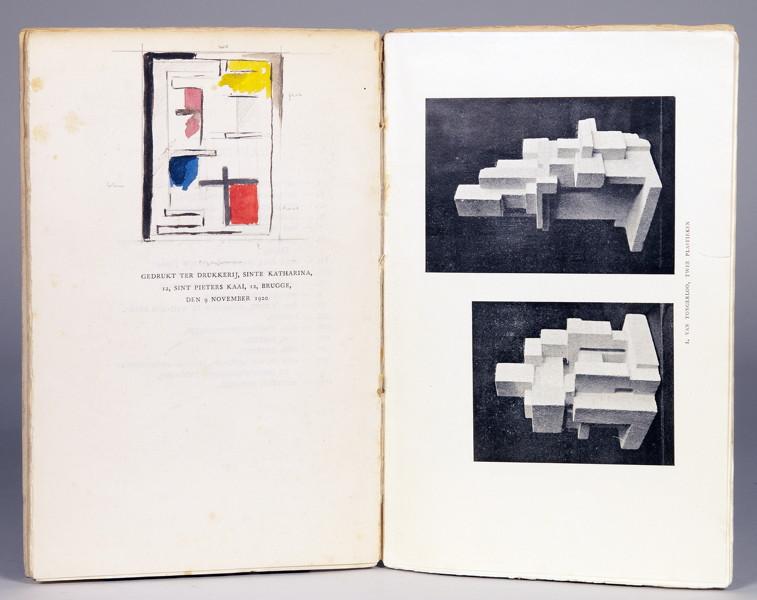 Barok En Modern : Theo van doesburg. klassiek u2013 barok u2013 modern. lezing. antwerpen de