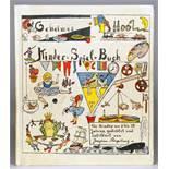 Joachim Ringelnatz. Geheimes Kinder-Spiel-Buch mit vielen Bildern. Potsdam, Gustav Kiepenheuer 1924.