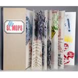 V. O. Stomps - Für St. Mops. Gulliver gratuliert Sankt Mops. Bad Homburg, Gulliver-Presse 1965.