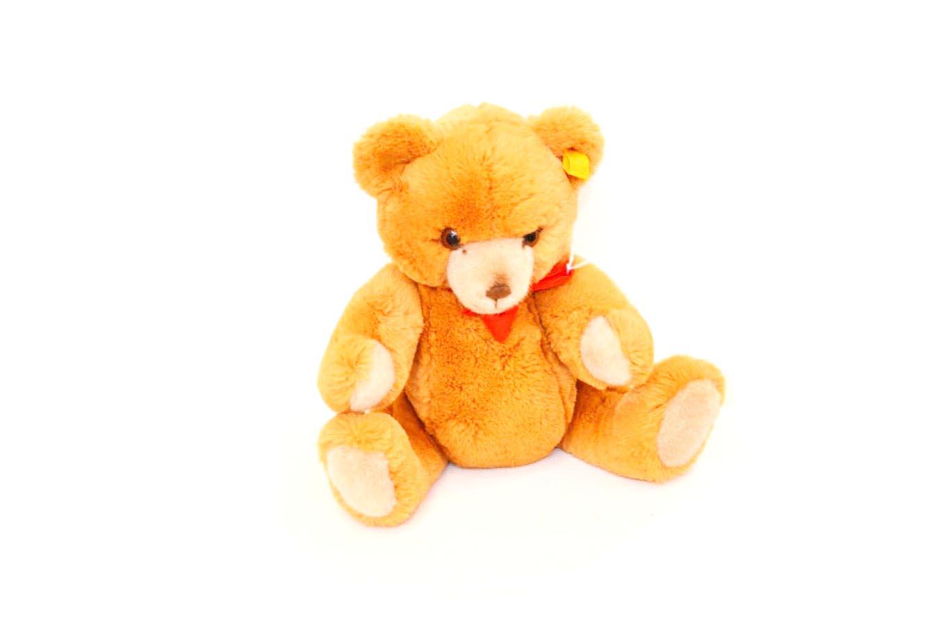 Lot 53 - A Cute Steiff Teddy Bear