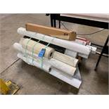 SKID MISCELLANEOUS SIZE ROLLS OF PAPER